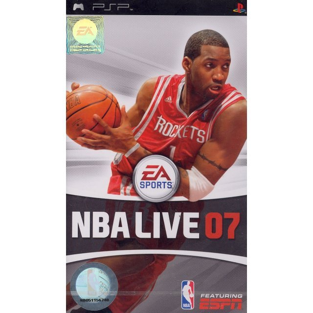 NBA Live 07 (Chinese Packing)