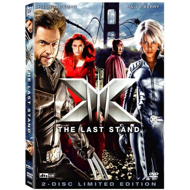 X-Men III: The Last Stand [2-Discs Limited Edition]