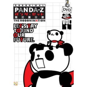 Panda Z The Robonimation [Episode 1-15]