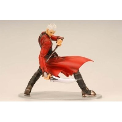 Fate/Stay Night 1/7 Scale Pre-Painted PVC Figure: Archer