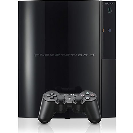 PlayStation3 Console (HDD 20GB Model) - 110V