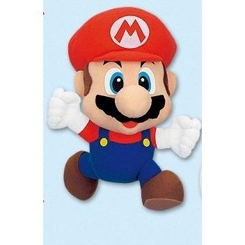 Super Mario Bros. Plush Doll: Mario