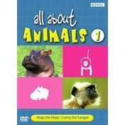 All About Animals [Part 1: Hippo and Langur Monkey]