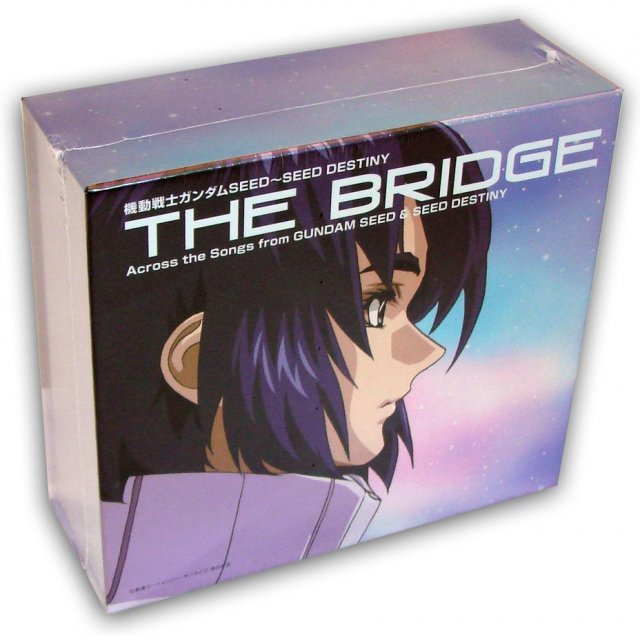 Mobile Suit Gundam Seed - Seed Destiny Best: The Bridge