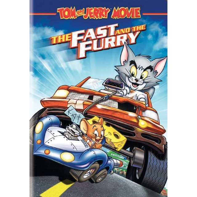 Tom & Jerry Movie: The Fast And The Furry [Limited Pressing]