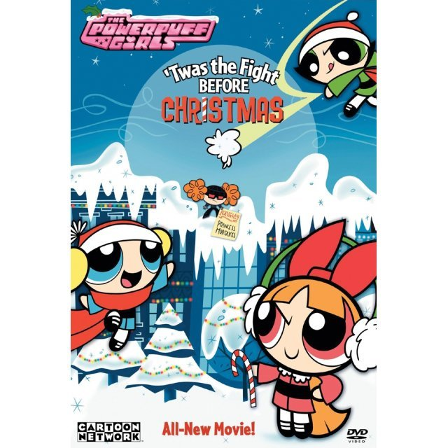 The Powerpuff Girls: 'Twas The Fight Before Christmas [Limited Pressing]