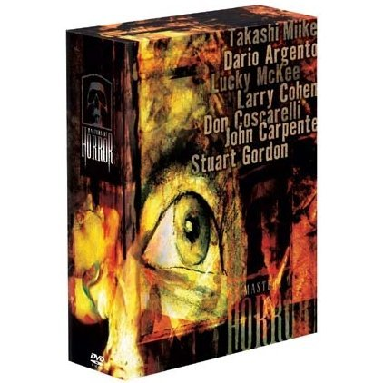 Masters of Horror DVD Box Vol.1