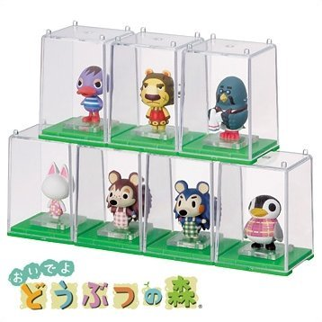 Animal Crossing Figure Collection Gashapon