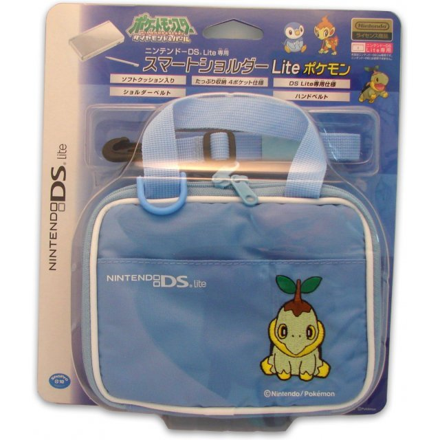 Mobile Bag DS Lite Pokemon: Naetoru (light blue)