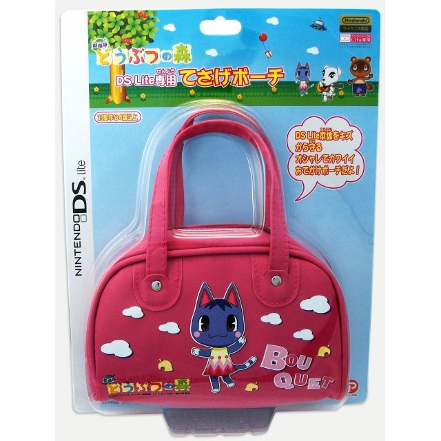Carrying Bag DS Lite Animal Crossing (pink)