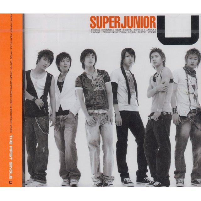 Super Junior Single - U