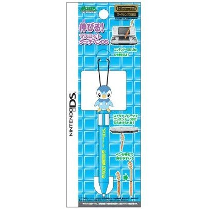 Stretch Mascot Touch Pen DS - Pochama