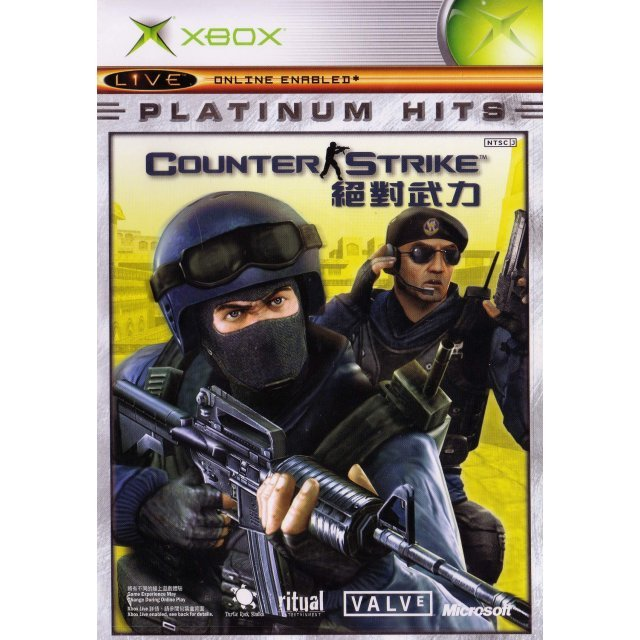 Counter-Strike (Platinum Hits)