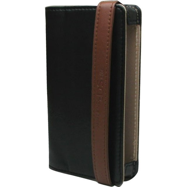 Leather Cover DS Lite (black)