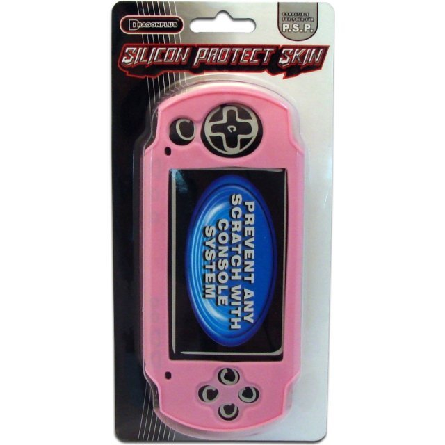Silicon Protect Skin (cherry pink)