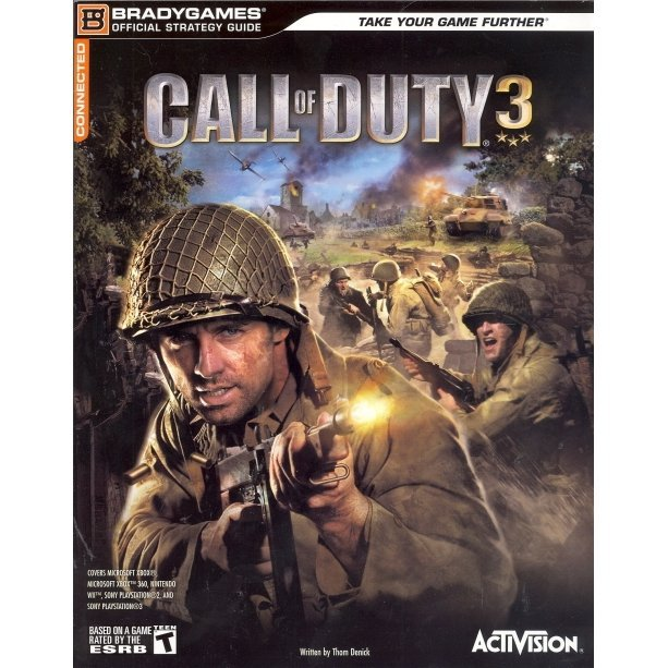 Call of Duty 3 Official Strategy Guide