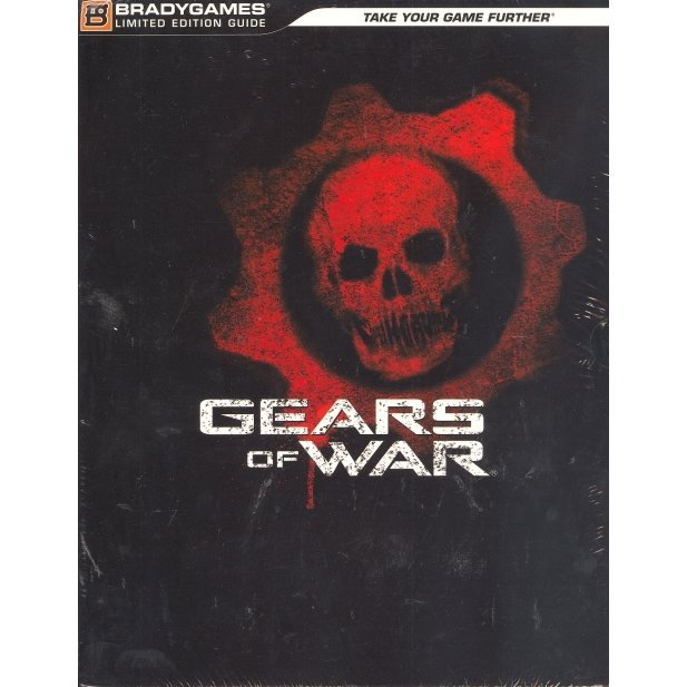 Gears of War Limited Edition Strategy Guide (Leather Bound)