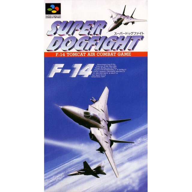 Super Dogfight: F-14 Tomcat Air Combat Game