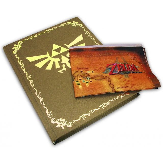 The Legend of Zelda: Twilight Princess Limited Edition Official Strategy Guide