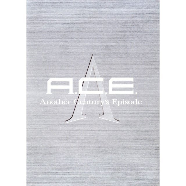 A.C.E. Another Century's Episode [First Print Limited Edition]