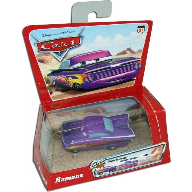 Disney Presents A Pixar Film Cars - Ramone Pullbax Motor