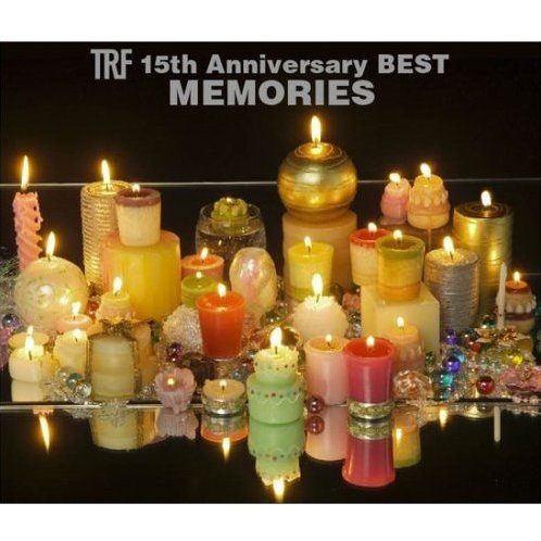 TRF 15th Anniversary Best -Memories- [CD+DVD]
