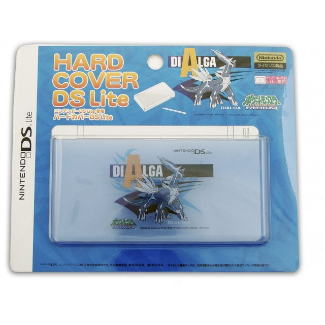 Hard Cover DS Lite (Dialga)