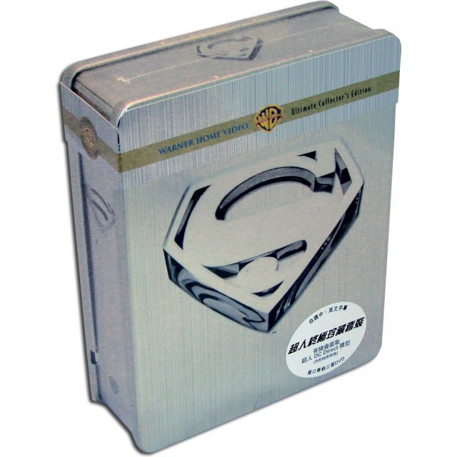 Superman Ultimate Collector's Edition [13-Discs Set]