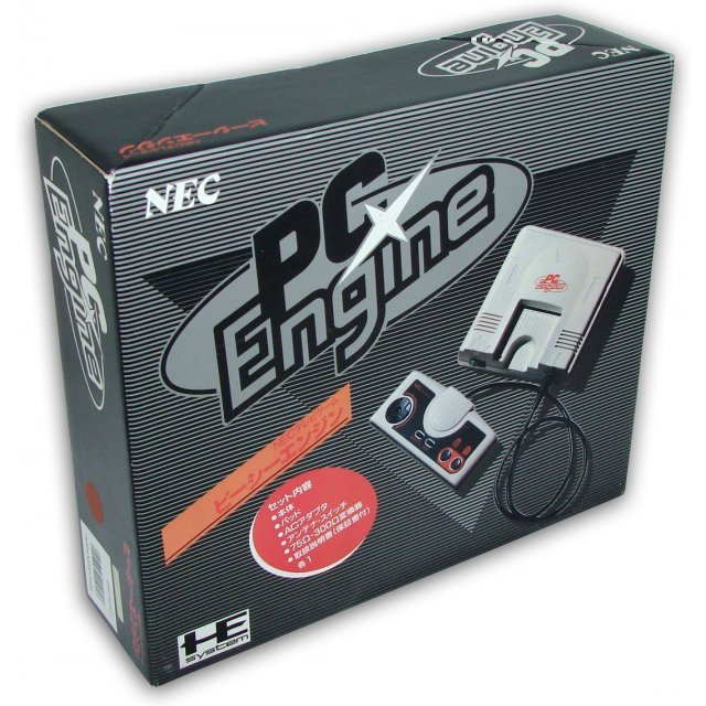 PC-Engine Console