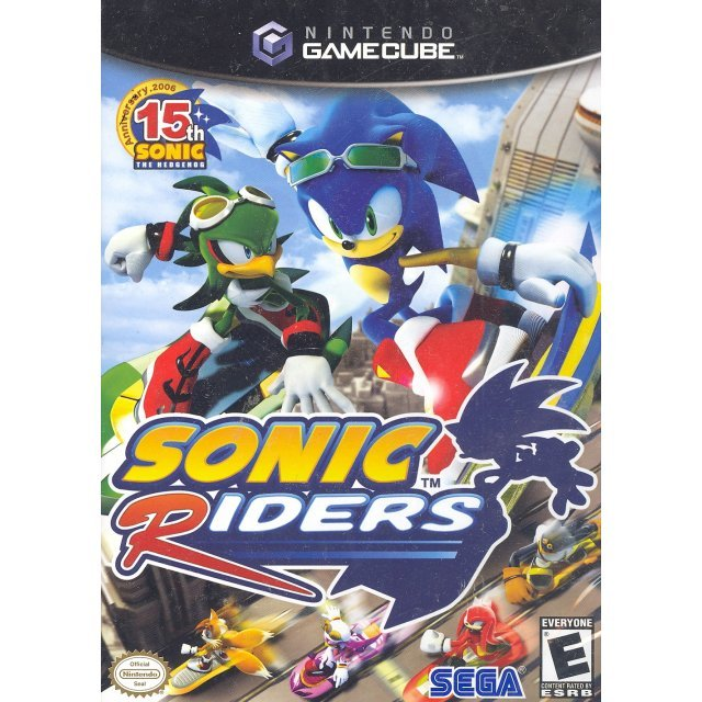 Sonic Riders (Player's Choice)