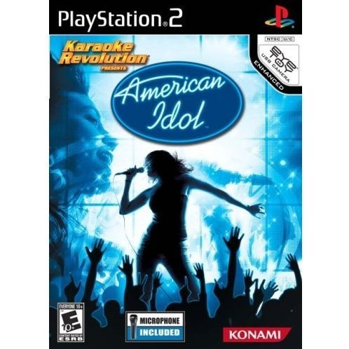 Karaoke Revolution: American Idol Bundle (w/ Microphone)