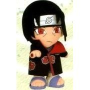 Naruto Plush Doll - Model D: Itachi (7 Inch)
