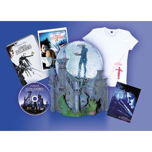 Edward Scissorhands 15th Anniversary Gift Box [Limited Edition]