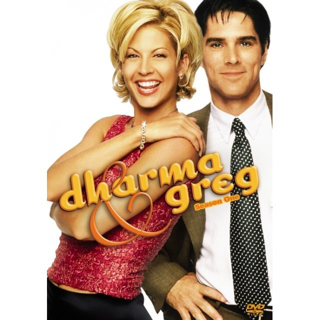 Dharma & Greg Season 1 DVD Box