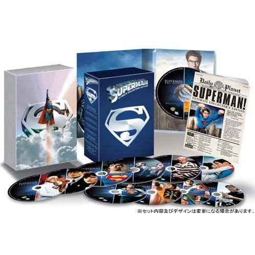 Superman Ultimate Collector's Edition [Limited Edition]
