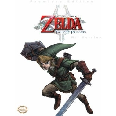 The Legend of Zelda: Twilight Princess Official Strategy Guide (Wii Version)
