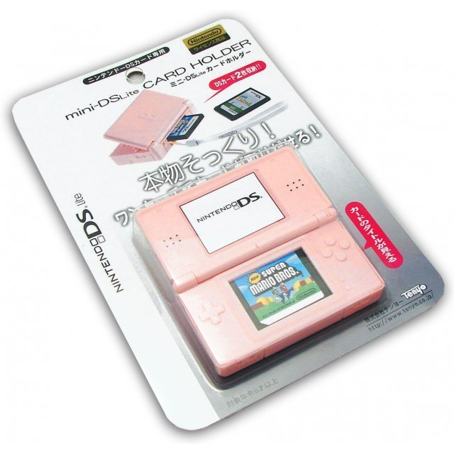 mini-DSLite Card Holder (pink)
