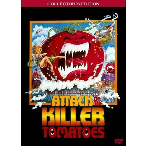 Attack Of The Killer Tomatoes Special Collector's Edition