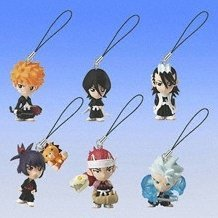 Bleach Ex Phone Strap Gashapon