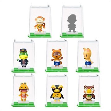 Animal Crossing Figure Collection Gashapon (Theater Version)