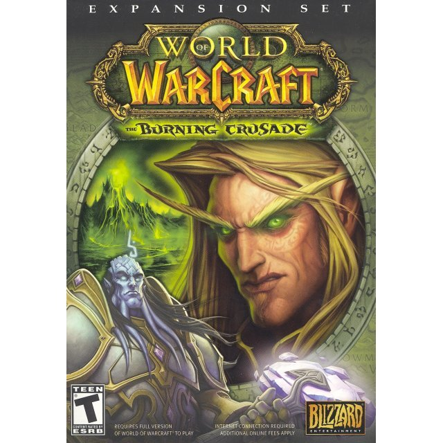 World of Warcraft: Burning Crusade Expansion Pack