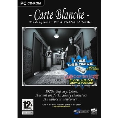 Carte Blanche First Episode: For a Fistful of Teeth...