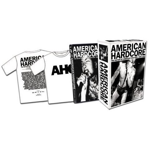 American Hardcore: The History Of American Punk Rock 1980-1986 Special Box [Limited Edition]