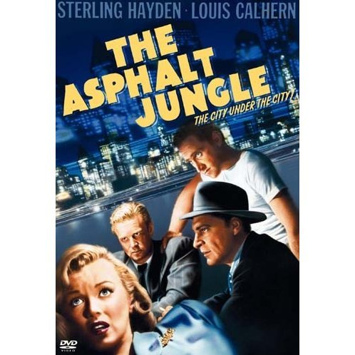 The Asphalt Jungle [Limited Pressing]