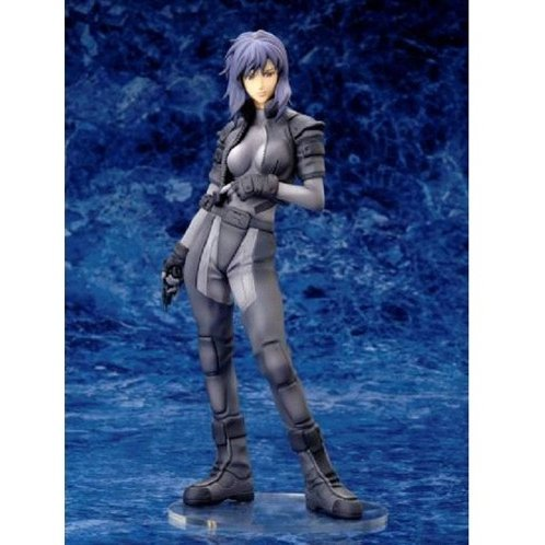 Ghost in the Shell - Stand Alone Complex (S.A.C. 2nd GIG) 1/7 Scale Pre-painted PVC Figure: Kusanagi Motoko