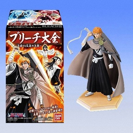 Bleach Complete Works III Figure - Justice vs Crimes of Treason