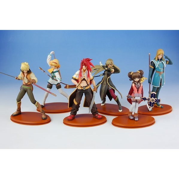 Tales of the Abyss One Coin Grande Figure Collection (Re-run)