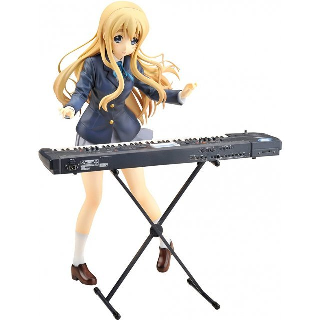 K-ON! 1/8 Scale Pre-Painted PVC Figure: Kotobuki Tsumugi Alter Ver.