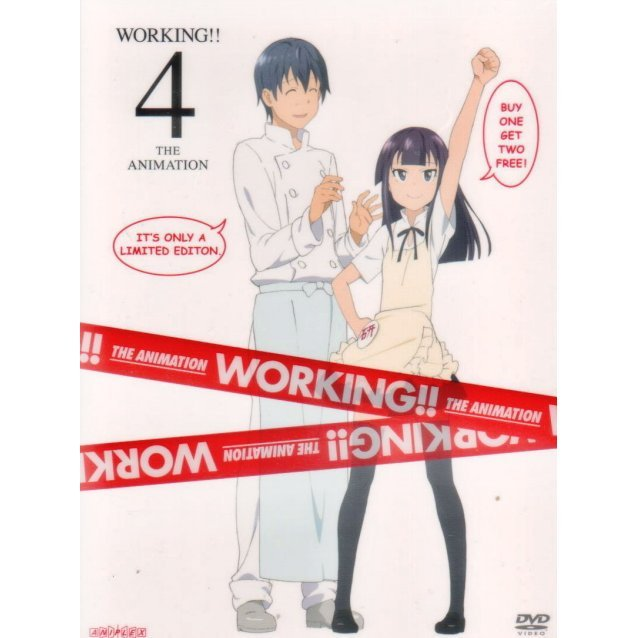 Working Vol.4 [DVD+CD Limited Edition]