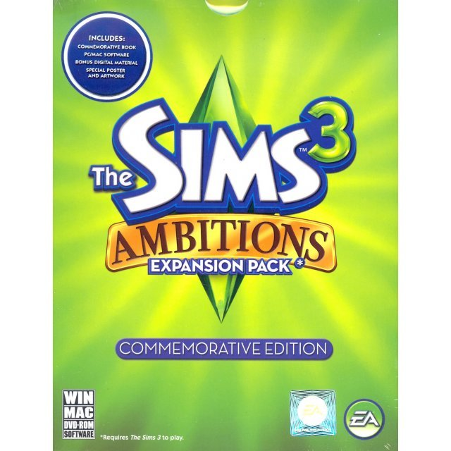 The Sims 3: Ambitions [Commemorative Edition] (DVD-ROM)